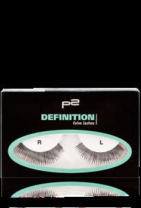 definition false lashes