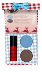 essence Oktoberfest Eyeshadow & Lipgloss Set 02 opened