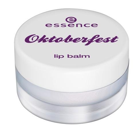 essence Oktoberfest Lip Balm 01