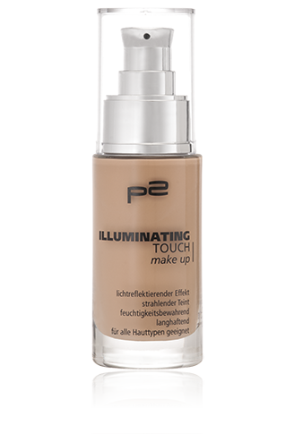 illuminating touch make up