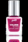 volume gloss gel look polish 180