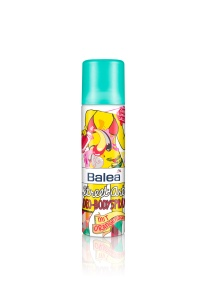 Balea-Street Art Bodyspray mit Orangenduft