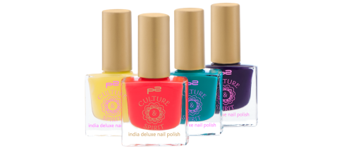 india deluxe nail-polish gruppe